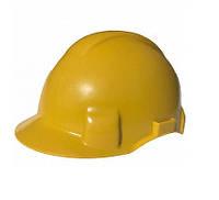 Каска защитная «Универсал» М - 215 , желтая . Каска строительно-монтажная.
