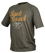 Футболка Prologic Bank Bound Retro ц:green (XXL)