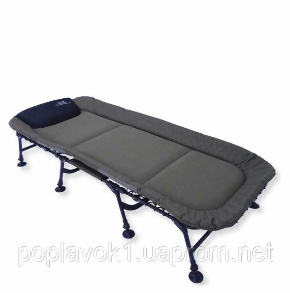 Раскладушка Prologic Flat Wide Bedchair 8 Legs 210см x 85см