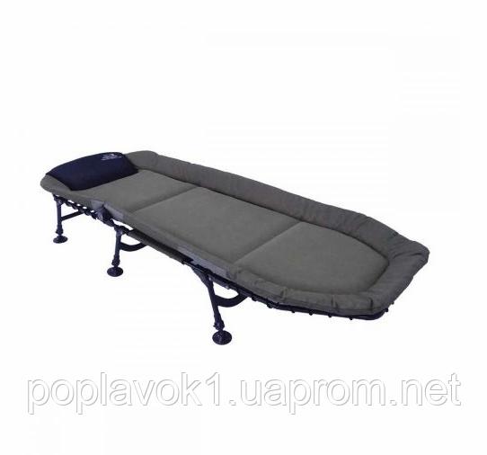 Раскладушка Prologic Commander Travel Bedchair 6 Legs 205см x 75см