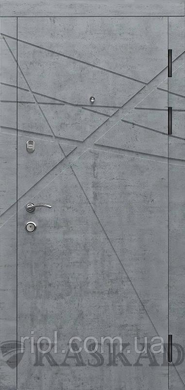Двері вхідні Кіра серії Прайм ТМ Каскад