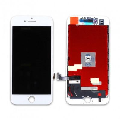 Дисплей iPhone 8 Plus + сенсор білий оригінал (переклеювання)