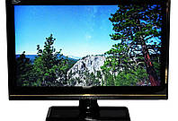 "Телевизор Led LCD c T2 тюнером L17 (15,6"" дюймов/220V-12V)"