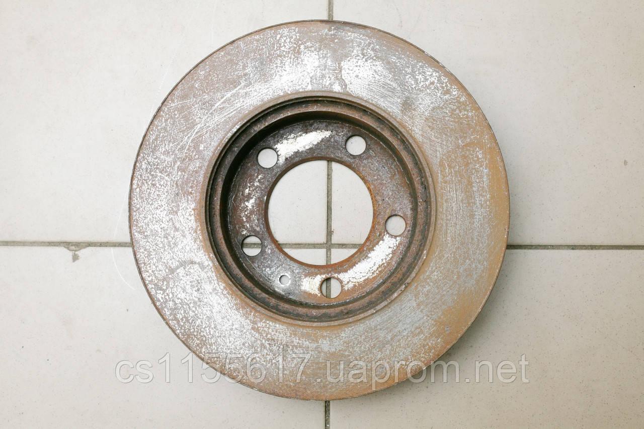 Тормозной диск б/у на Renault Master 3, Opel Movano, Nissan NV400 2010-