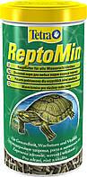 """Корм в гранулах для годування черепах """"ReptoMin"""" (1л.), Tetra™"""