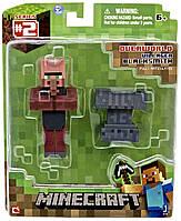 Подвижная фигурка Minecraft Blacksmith Villager