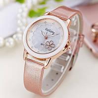 Женские наручные часы с цветочком Daisy powder