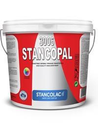 Краска акриловая 3006 Stancopal интерьерная, белая, Станколак (Stancolac) 0,75 л