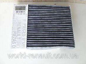 Фильтр салона(угольный) на Рено Лагуна II / Renault (Original) 7701048749