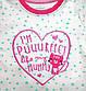 Хлопковая летняя пижама для девочки 1 - 1,5 года, р. 86, Early Days by Primark, фото 3