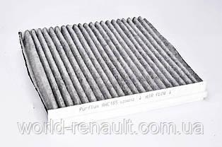 Фильтр салона(угольный) на Рено Лагуна II / Purflux AHC185
