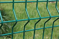 3Д Паркани секционные заборы ограждения Рубеж (3/4мм)  2.5 м х 2.0м