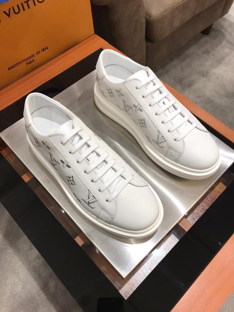 Кеды мужские Louis Vuitton