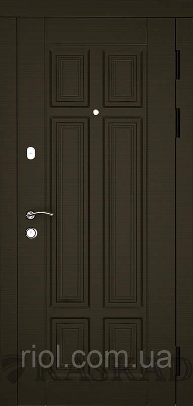 Дверь входная Паралель серии Прайм ТМ Каскад