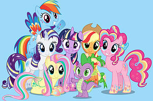 Популярность бренда «My Little Pony» в мире