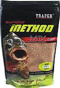 Прикормка Traper Method Mix 1kg (Клубника-Рыба)
