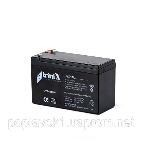 Аккумулятор Trinix АКБ 12V 7Ah/20r AK-2429