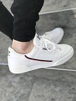 246838bf Мужские кроссовки Adidas Continental 80 White: продажа, цена в Киеве ...