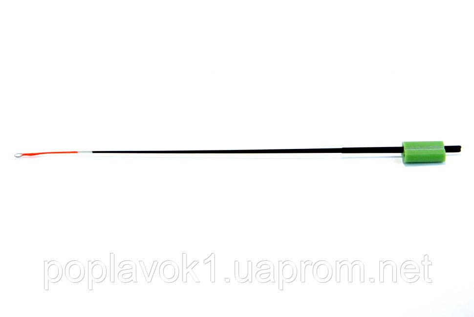 Кивок стальной  двухконусный 160мм (0,2 - 0,3гр)