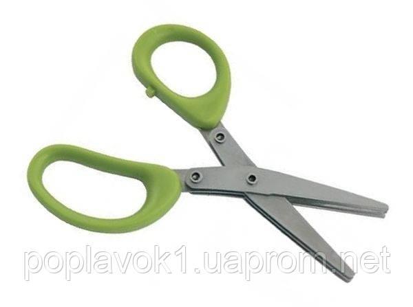 Ножницы для резки червей Jaxon  (Зеленый)