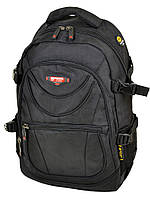 Рюкзак Городской нейлон Power In Eavas 9606 black, фото 1