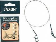 Поводки Jaxon Micro Plus 25см 13кг 2шт