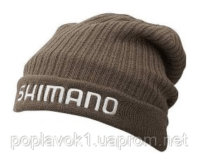 Шапка Shimano Breathhyper+℃ Fleece Knit  (Коричневый)