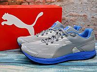 ✅ Спортивные кроссовки мужские Puma Sequence Пума для бега Оригинал белые 42 р - 27 см, фото 1