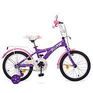 Велосипед детский PROF1 18 дюймов T1863 Original girl Гарантия качества Быстрая доставка, фото 2