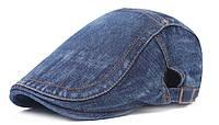 Кепка хулиганка джинсовая мужская, фото 1