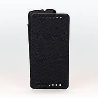 Чехол книжка Melkco Jacka Type для HTC One M7 Black, фото 1