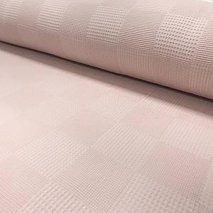 Вафельное полотно, пудра (шир. 2,25 м)