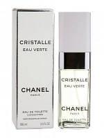 Туалетная вода для женщин Chanel Cristalle eau verte (Шанель Кристал оу Верте)