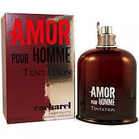 Туалетная вода для мужчин Cacharel Amor Pour Homme Tentation (Кашарель Амор Пур Хом Тентейшен)