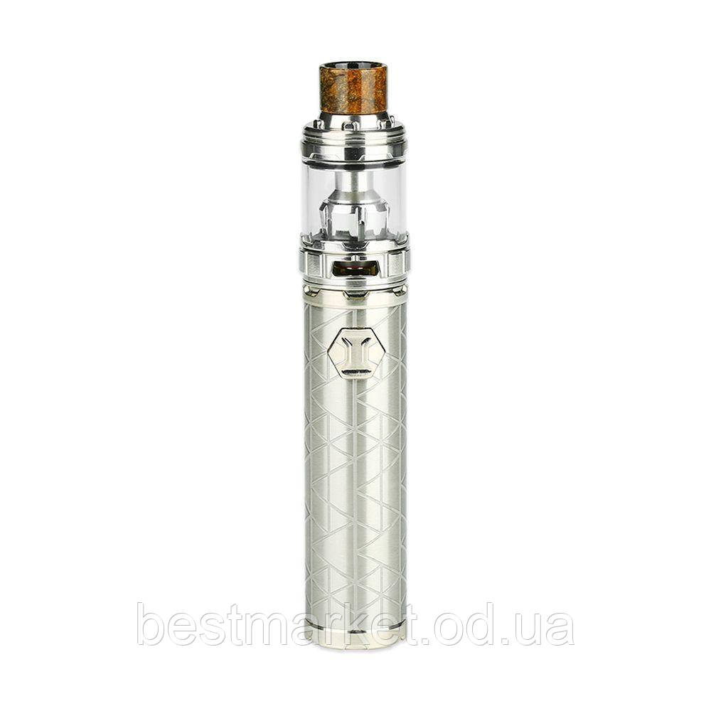 Стартовий набір Eleaf iJust 3 Kit with ELLO Duro 6.5 ml and 2 ml Silver