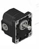 Насос шестерневий 125 к. EU стандарт KR EHASS 125 RIGHT (G30125KK621) 3port