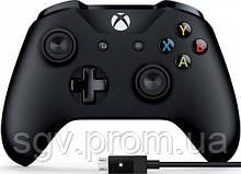 Джойстик Xbox One + кабель для Windows