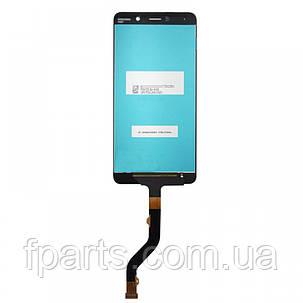 Дисплей Huawei Y7 2017 (TRT-LX1 / TRT-L21 / TRT-TL00) с тачскрином, Black, фото 2