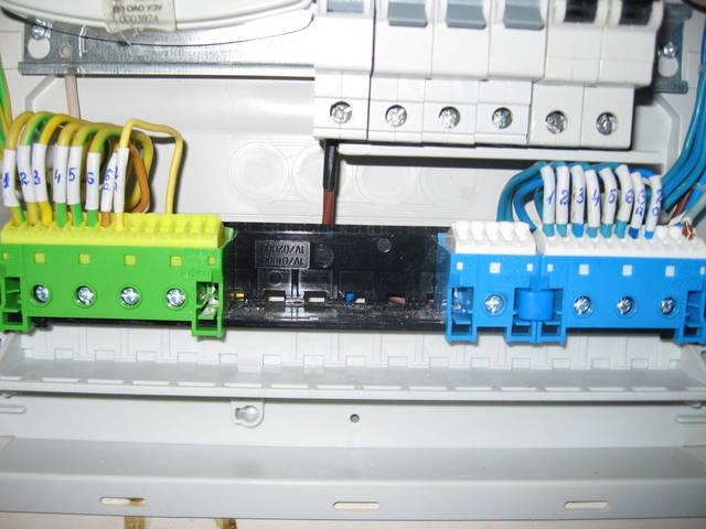 В целях экономии для маркировки кабельных линий использовалась изолента  3М.