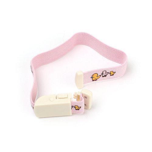 Жгут автоматический многоразовый - для детей 2.5*50см, Розовый