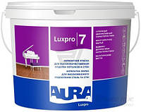 Краска латексная  AuraLux pro 7 интерьерная 5л белая