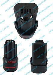 Акумулятор на шуруповерт BOSCH BOSCH 12 Li-Ion 2.0 Ач (1600Z0002X)