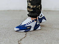Кроссовки Nike Zoom 2K 'Blue/White', фото 1