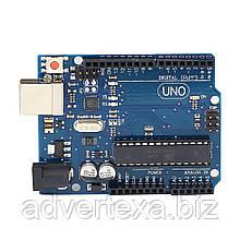 Arduino Uno R3 ATmega328P U + ATmega16U2