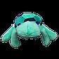 Антистрессовая игрушка «Черепаха Грини»(большая) 60х60 см. , фото 2