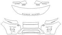 Стандартный набор для RANGE ROVER EVOQUE 2011-