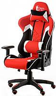Компьютерное кресло для геймера Special4You ExtremeRace-3 black/red (E5630)