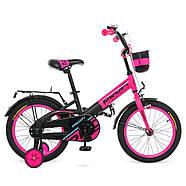 Велосипед детский PROF1 18 дюймов W18115-7 Original Гарантия качества Быстрая доставка, фото 2