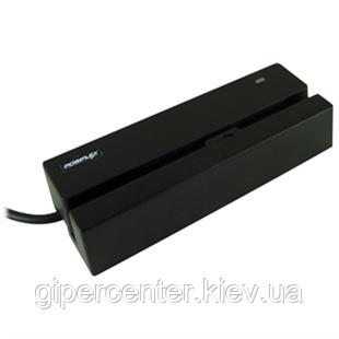 Считыватель магнитной полосы пластиковых карт Posiflex MR2106U-3 / MR2106R-3 / MR2106K-3 , фото 2