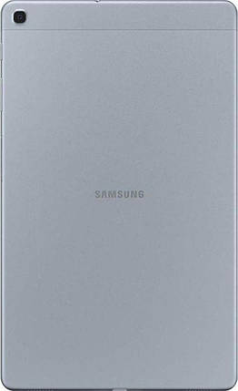 Планшет Samsung Galaxy Tab A 10.1 (2019) 2/32GB Wi-Fi Silver (SM-T510), фото 2